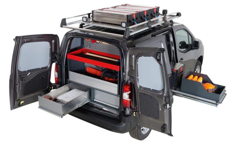 ORSYmobil est également disponible pour des plus petits véhicules.