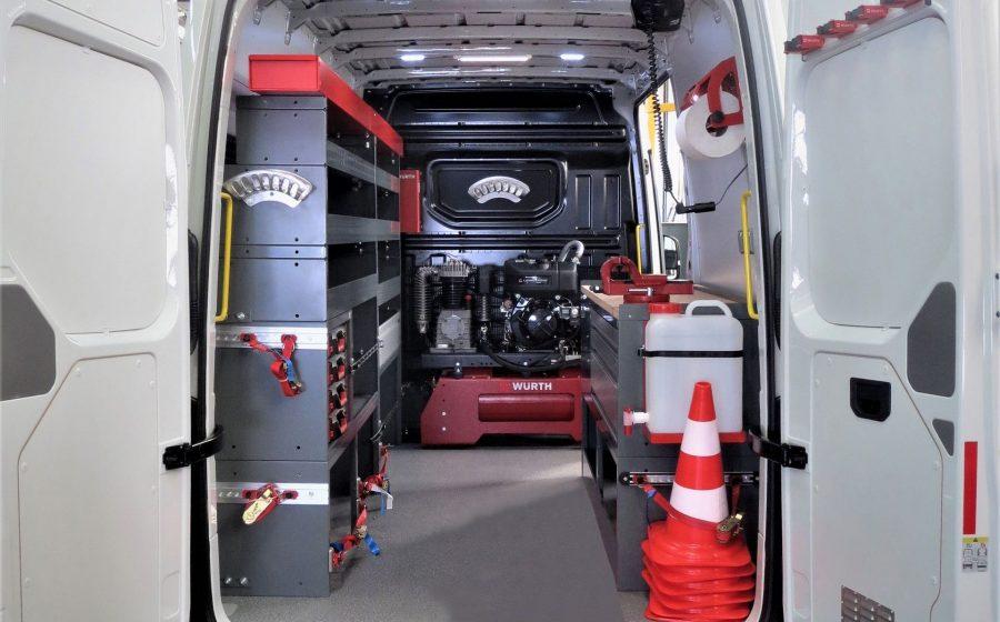 Une solution complète pour votre véhicule utilitaire.